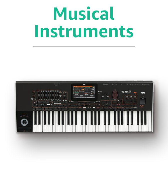 Certified Refurbished Musical Instruments