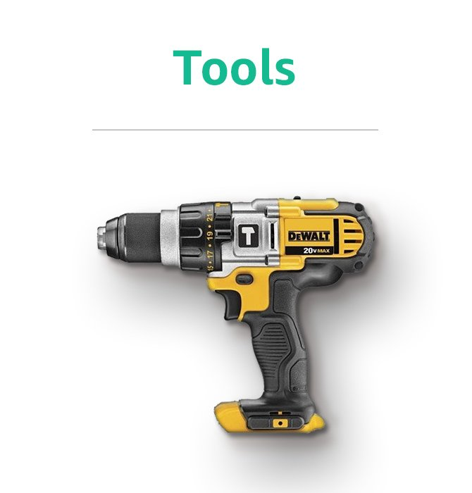 Certified Refurbished Power and Hand Tools