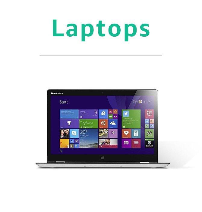 Certified Refurbished Laptops