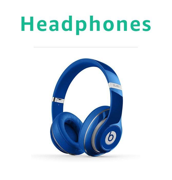 Certified Refurbished Headphones & Earphones