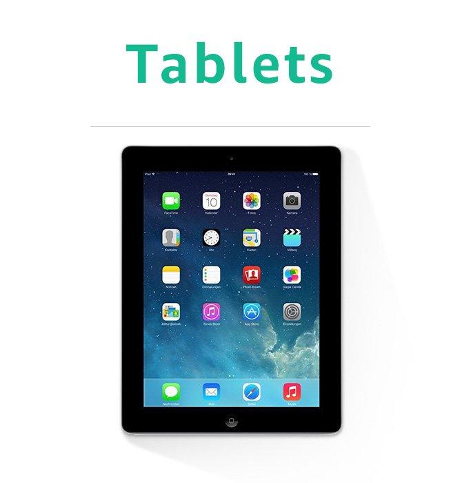 Certified Refurbished Tablets