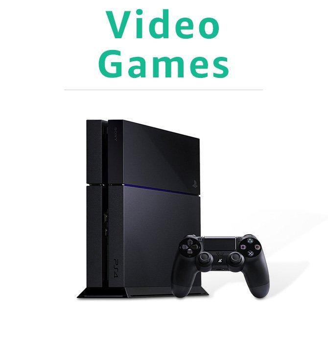 Certified Refurbished Video Games