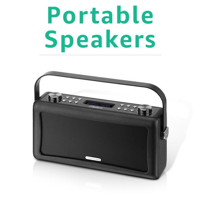 Certified Refurbished Portable Bluetooth Speakers