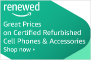 Certified Refurbished on Amazon