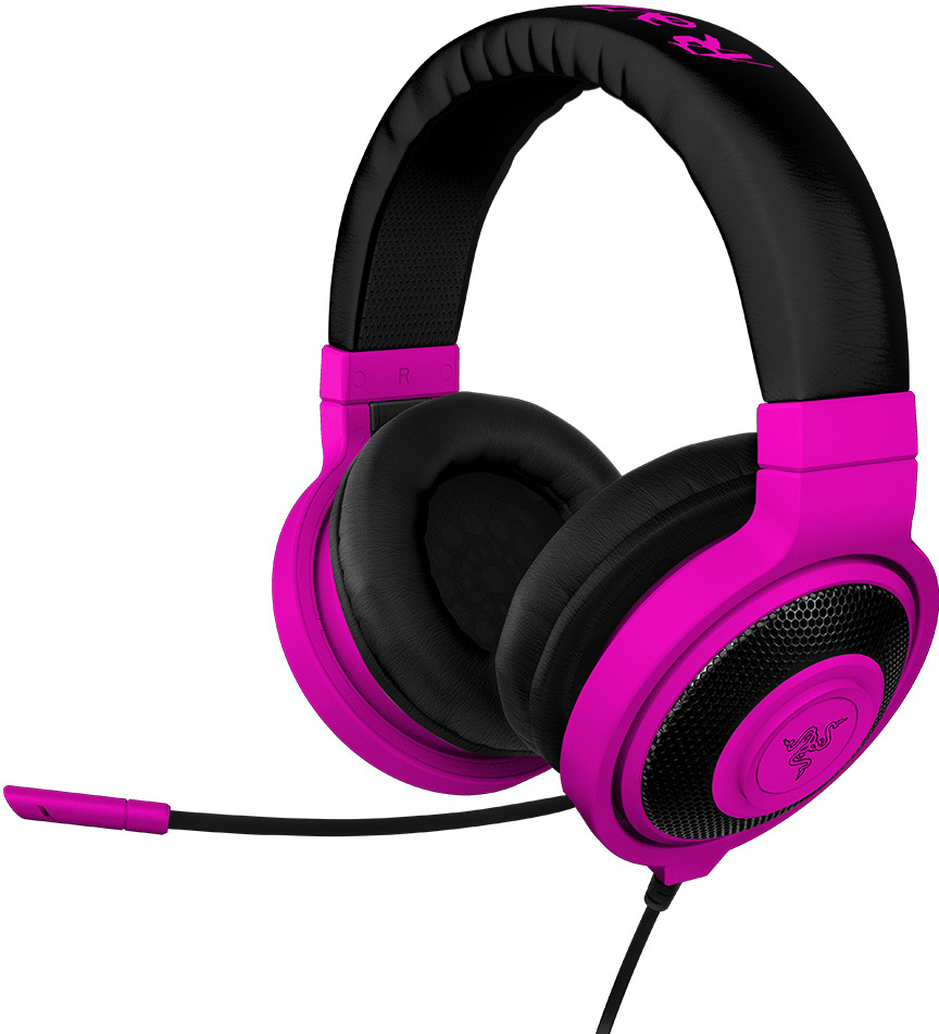 Amazon.com: Razer Kraken PRO Over Ear PC and Music Headset
