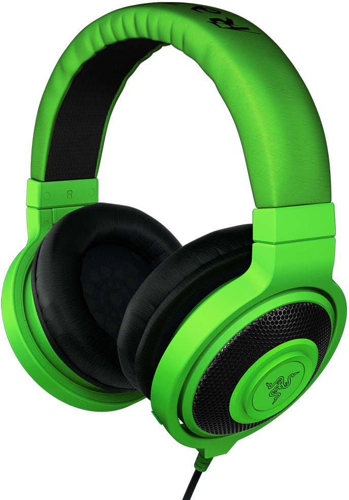 Amazon.com: Razer Kraken 2014 PRO Over Ear PC and Music