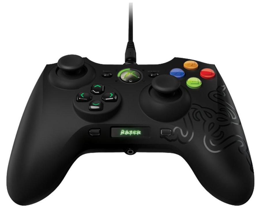 All Xbox 360 Controllers : Amazon razer sabertooth elite gaming controller for