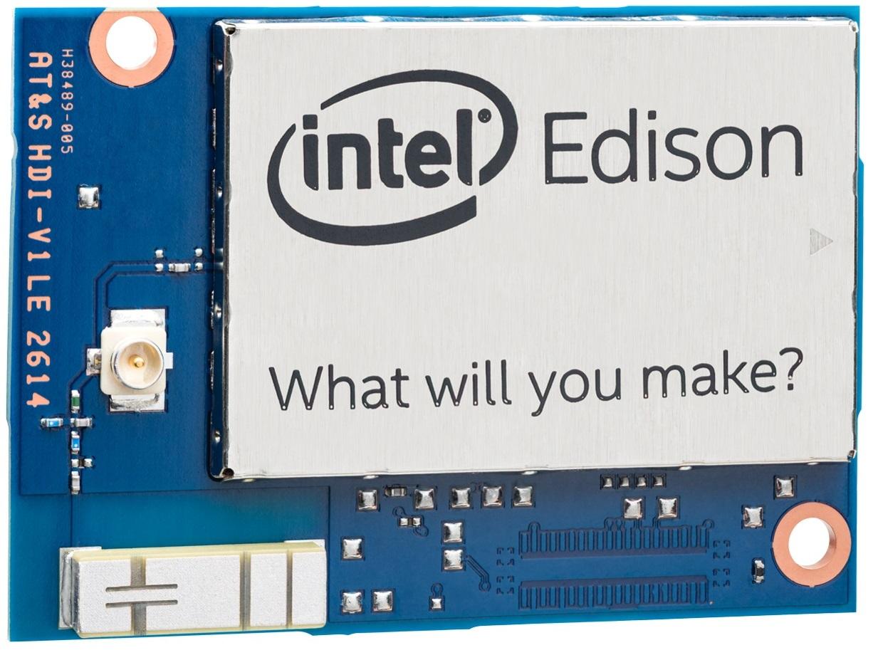 Amazon.com: Intel Edison Breakout Board Kit Single Components EDI1BB #1289B9