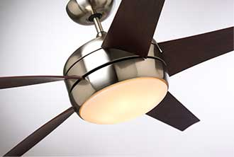 Emerson Ceiling Fans Cf955bs Midway Eco Modern Energy Star Ceiling Fan With Light And Remote 54