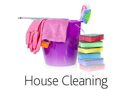 House Cleaning Services · Furniture Assembly Services
