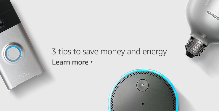 3 tips to save money and energy. Learn more.