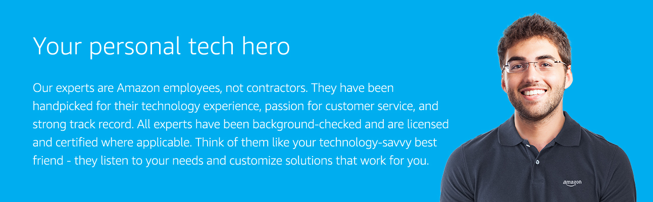 Your personal tech hero