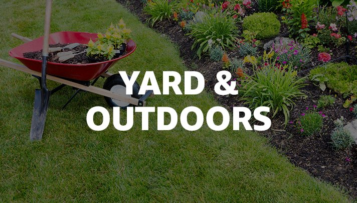 Yard & Outdoors
