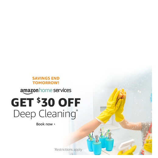 Save $30 on a Deep Cleaning Appointment