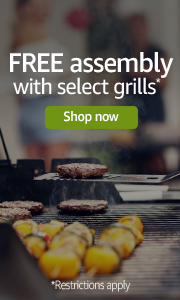 Amazon Home Services: Get Free Grill Assembly With Select Grills