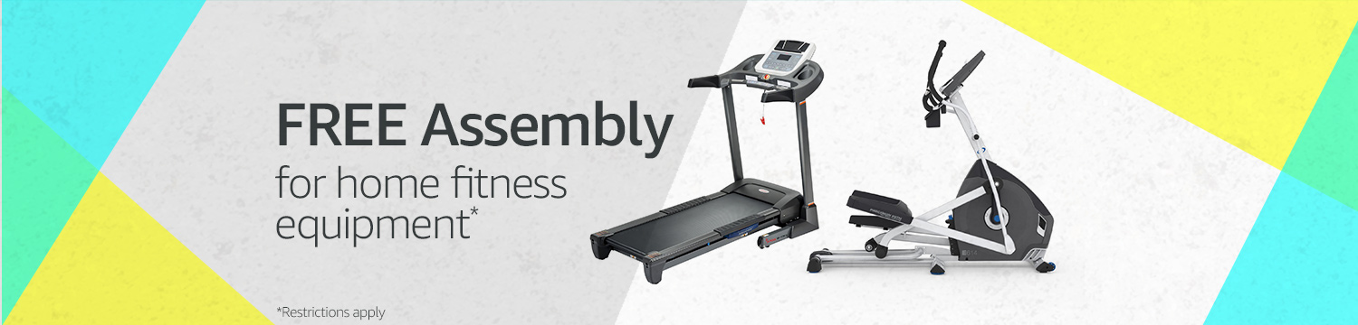 Get Free Assembly for Home Fitness Equipment