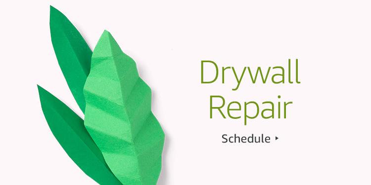 Save $30 on Drywall Repair