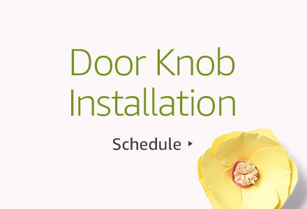 Save $30 on Door Knob Installation