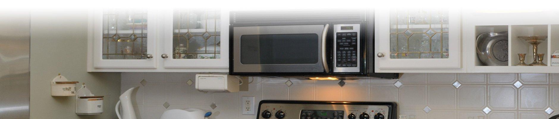 Amazon.com: Instalación de horno de microondas