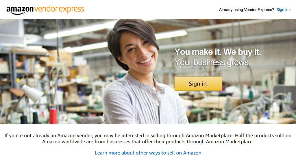 Vendor Express