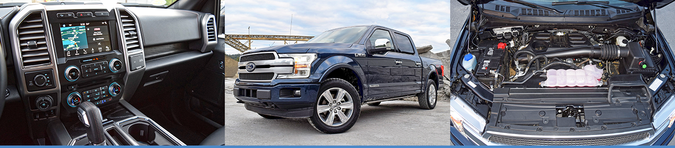 Amazon com: 2018 Ford F-150 Reviews, Images, and Specs: Vehicles