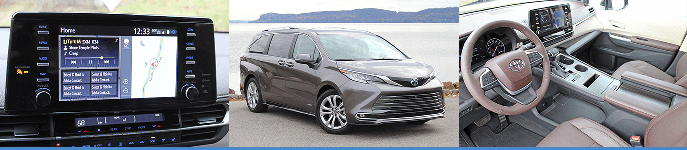 Amazon Com 2021 Toyota Sienna Le Reviews Images And Specs Vehicles