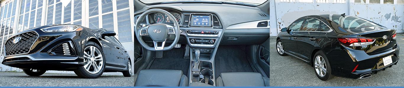 Amazon com: 2018 Hyundai Sonata Reviews, Images, and Specs: Vehicles