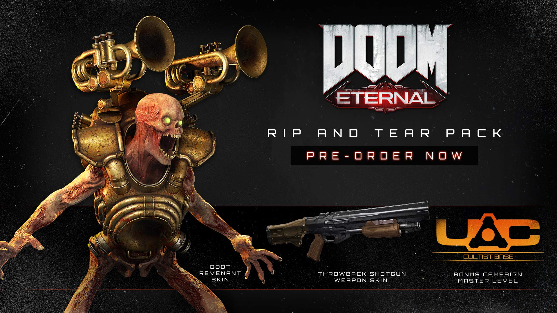 doom eternal gameplay trailer download