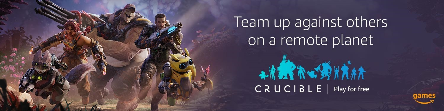 Crucible Available Now