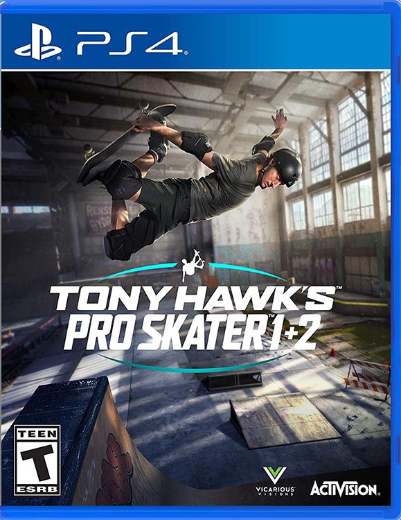 Tony Hawk Pro Skaterision 2 Bundle