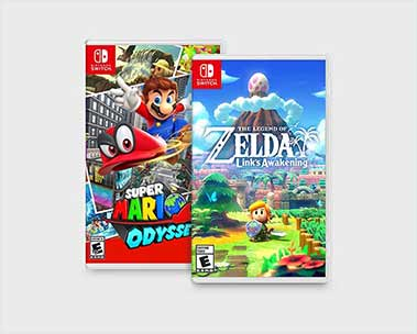 Save on select Switch titles