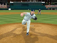 Total Control pitching in Major League Baseball 2K11 for Wii