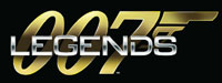 James Bond: 007 Legends game logo
