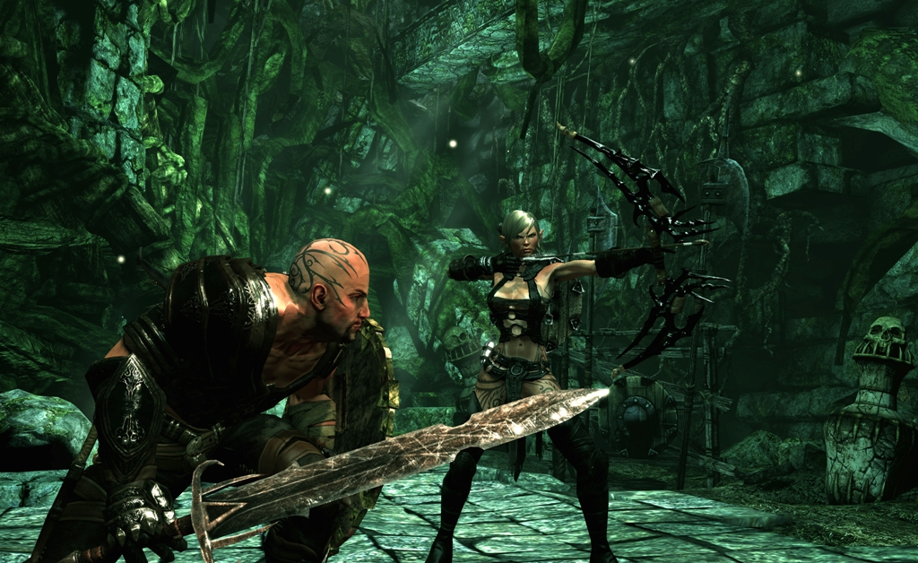 Amazon.com: Hunted: The Demon's Forge: Xbox 360: Video Games