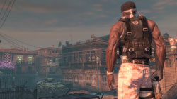 Rich game environments in '50 Cent: Blood on the Sand'