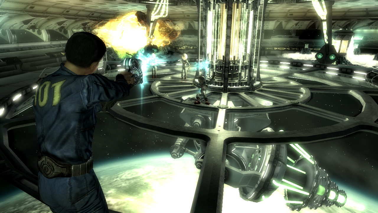 Amazon com: Fallout 3: Game of The Year Edition (PC): Video