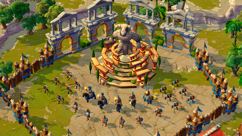 Amazon.com: Age of Empires Online: The Greeks (Digital Download Card):  Video Games