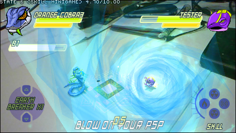 Amazon.com: inviZimals UMD with PSP Camera: Video Games