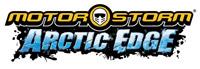 'MotorStorm: Arctic Edge' game logo