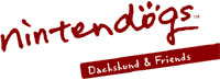 Nintendogs Dachshund & Friends game logo