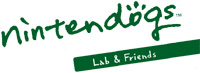 Nintendogs Lab & Friends game logo