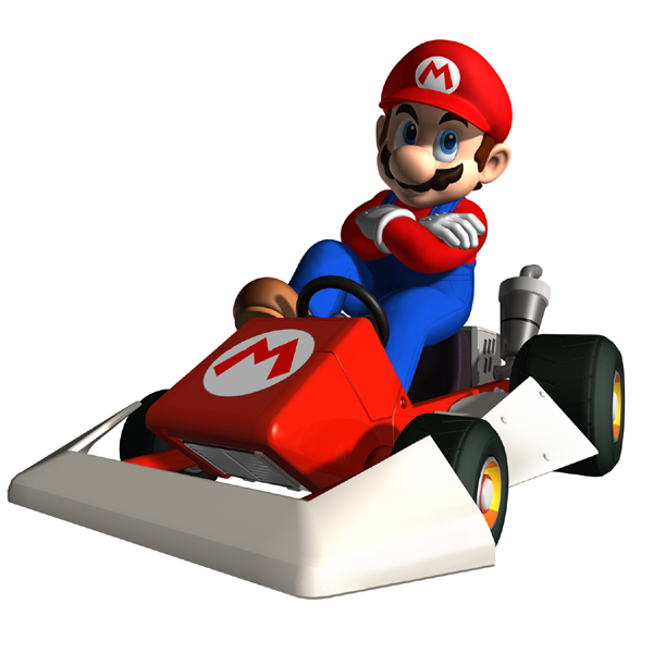 mario kart ds artist not provided video games. Black Bedroom Furniture Sets. Home Design Ideas