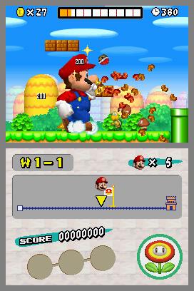 Amazon com: New Super Mario Bros: Artist Not Provided: Video