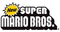 New Super Mario Bros. for DS game logo