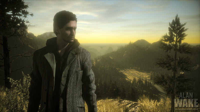 Amazon.com: Alan Wake - Xbox 360: Microsoft Corporation: Video Games