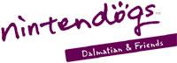 Nintendogs Dalmatian & Friends game logo