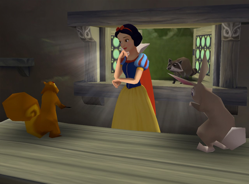 Amazon.com: Disney Princess: Enchanted Journey - PC: Video Games