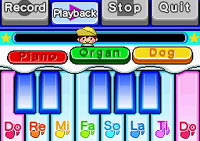 Learning music in 'Smart Boy's Gameroom'