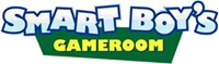 ' Smart Boy's Gameroom' game logo