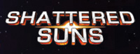 'Shattered Suns' game logo